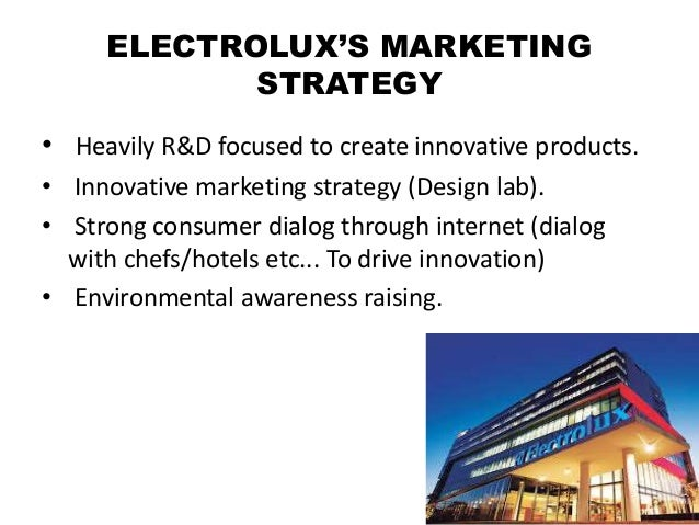 """electrolux swot analysis Canadean's """"ab electrolux : consumer packaged goods – company profile, swot & financial analysis"""" contains in depth information and data about the company and."""