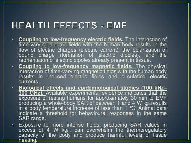 the negative effects of electromagnetism There are several categories of electromagnetic effects that water scientists (and and its associated electromagnetic effect similar orientations may take place at the surface of minerals containing alternating positive and negative charges such that a solid (static.