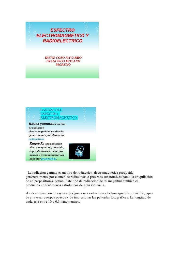 Electromagnetico