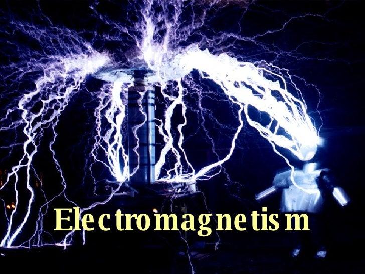 Image result for electromagnetism