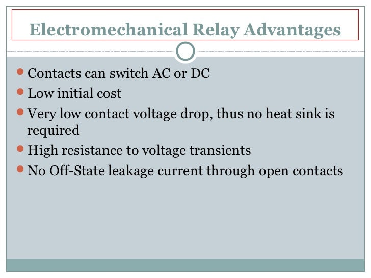 Solid State Relay Benefits Wiring Diagrams