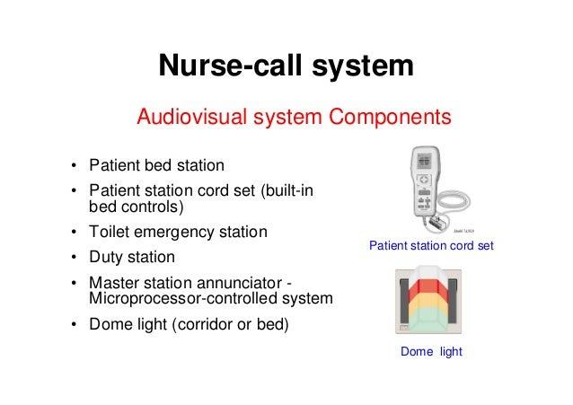 nurse call system design pdf  design system examples