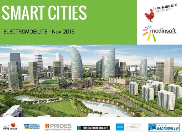 ELECTROMOBILITE - Nov 2015 SMART CITIES