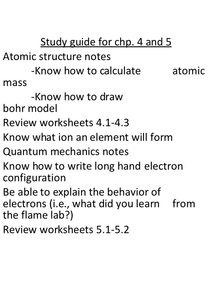 essay on electron configuration