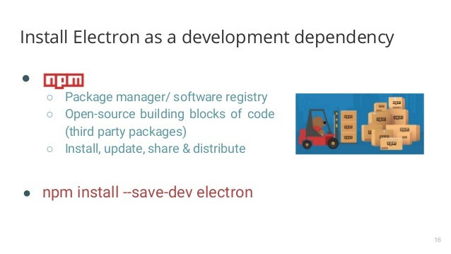 Electron JS | Build cross-platform desktop applications with web tech…