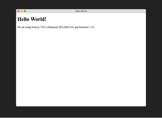 CREATEWINDOW function createWindow () { // Create the browser window. mainWindow = new BrowserWindow({width: 800, height: ...