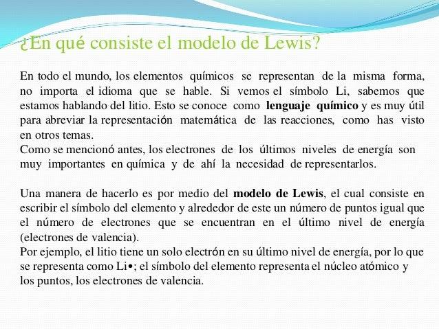 Electrones de valencia estructura de lewis y regla del octeto 3 urtaz Image collections