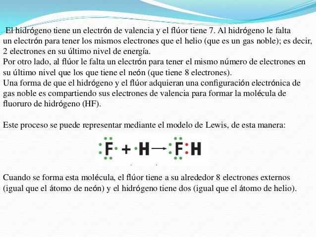 Electrones de valencia estructura de lewis y regla del octeto 8 urtaz Image collections