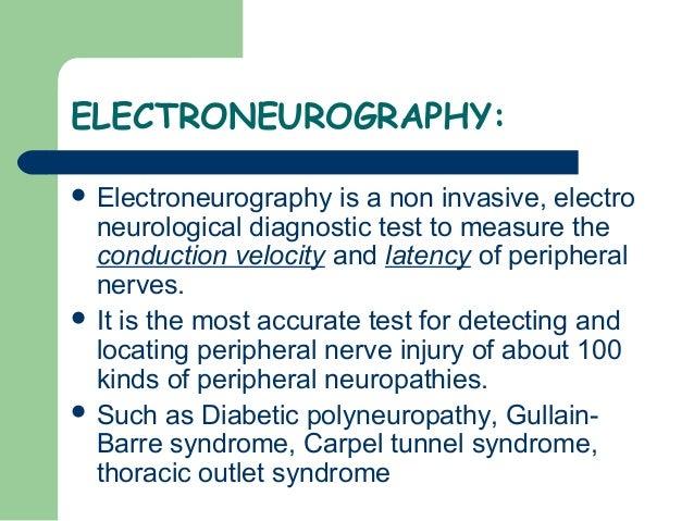 Velocity Vs Time Graph Electroneurography