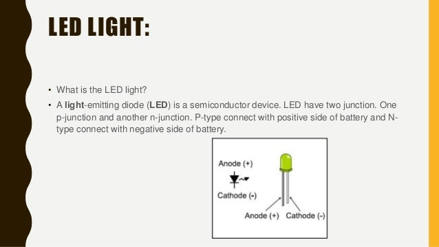 Automatic light control Using LDR