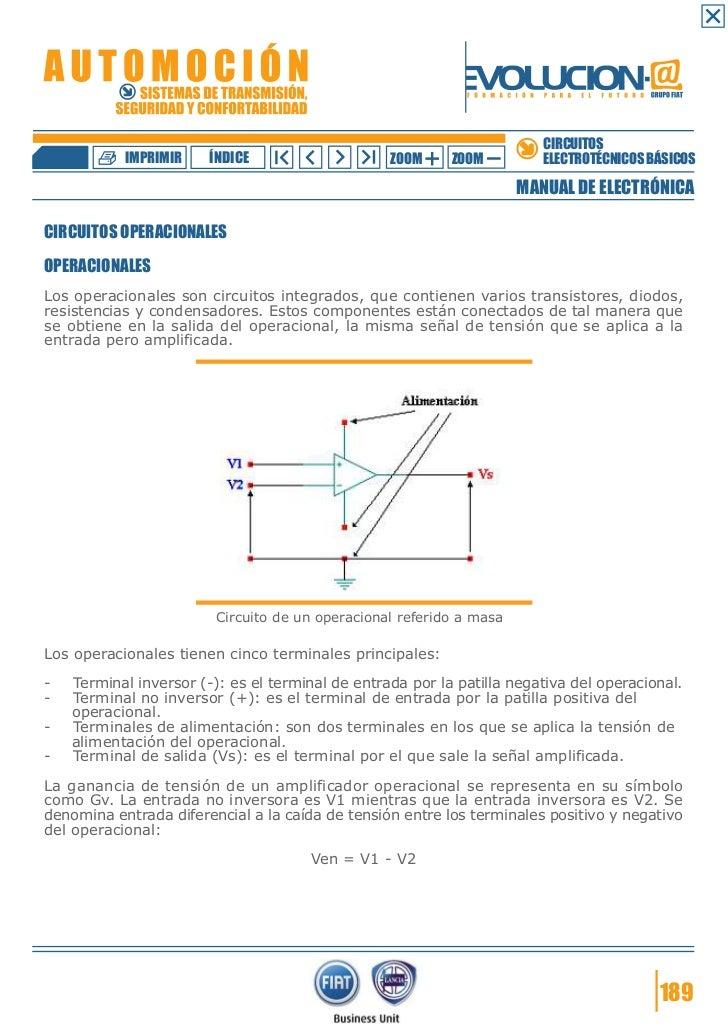 CIRCUITOS           IMPRIMIR     ÍNDICE                    ZOOM     ZOOM          ELECTROTÉCNICOS BÁSICOS                 ...