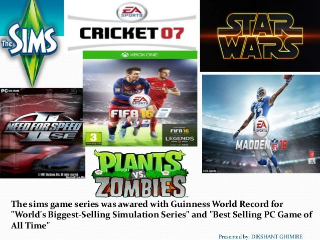 ea games swot How might a s w o t analysis have helped the company electronic arts assess its slippage in the video-game market electronic arts could have benefited from using a swot analysis.