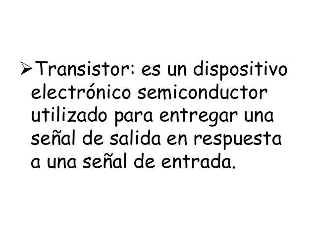 electronica terinado