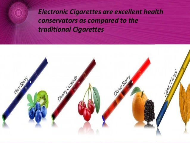 Electronic Cigarettes are excellent health conservators as compared to the traditional Cigarettes gold-light-webpic2.png