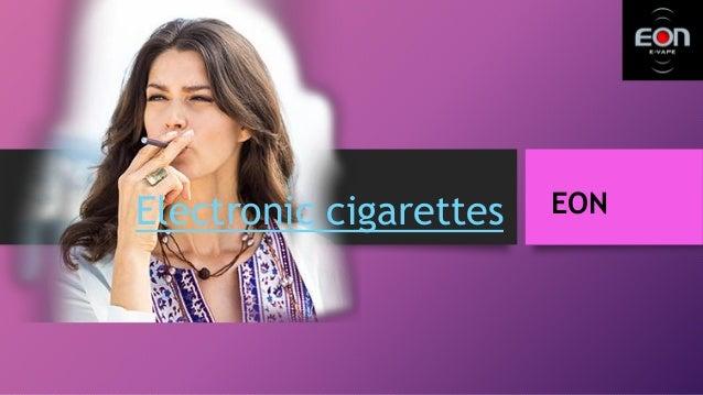 EONElectronic cigarettes