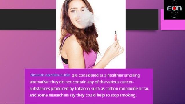 Electronic cigarettes Slide 2