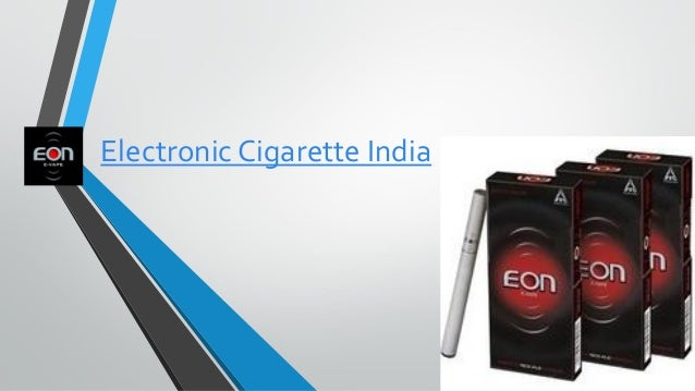 Electronic Cigarette India