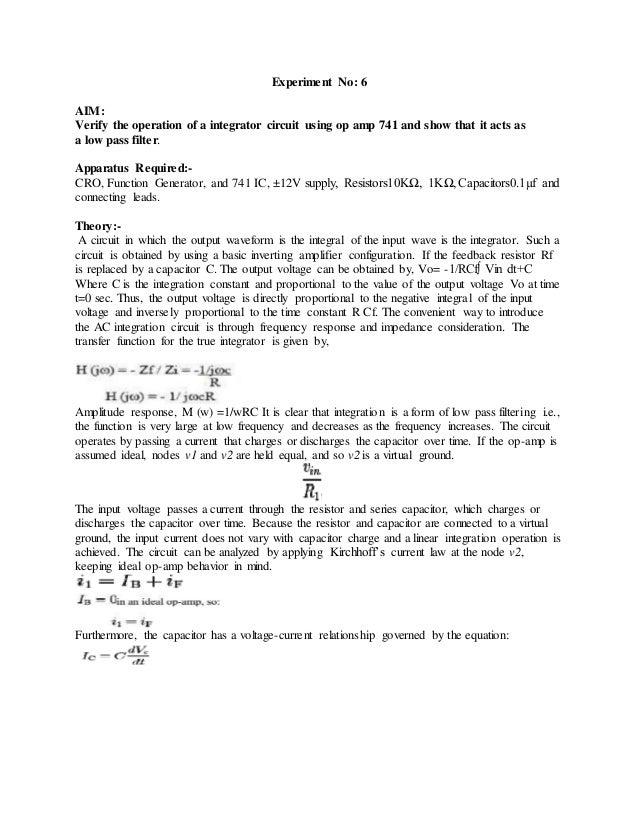 electronic circuit design lab manual