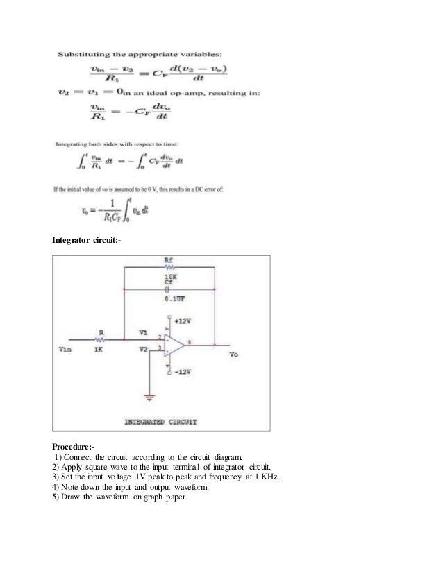 electronic circuit design lab manualElectronic Circuit I Lab Manual #6