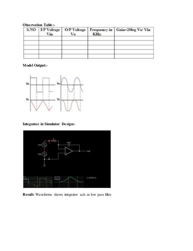 electronic circuit design lab manualEec 752 Electronic Circuit Design Lab Manual #7