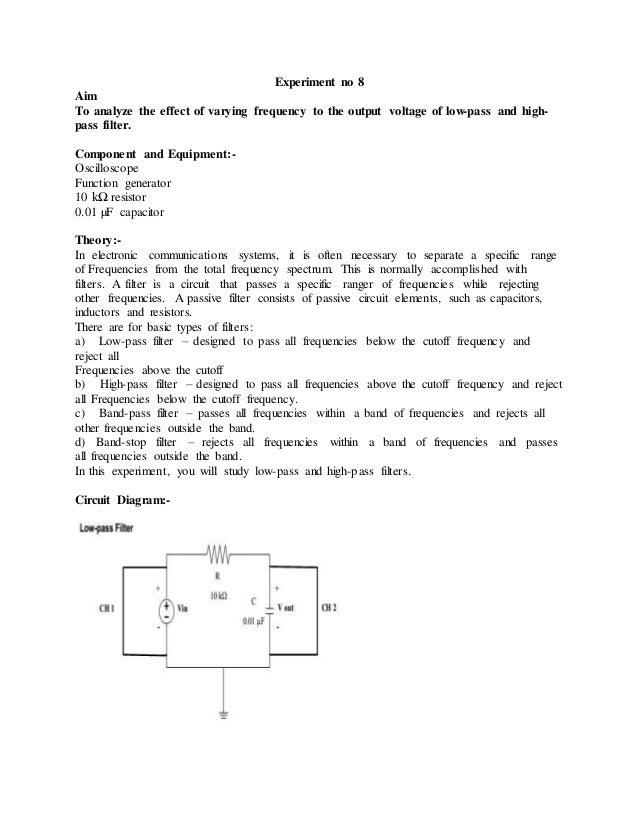 electronic circuit design lab manualEec 752 Electronic Circuit Design Lab Manual #11