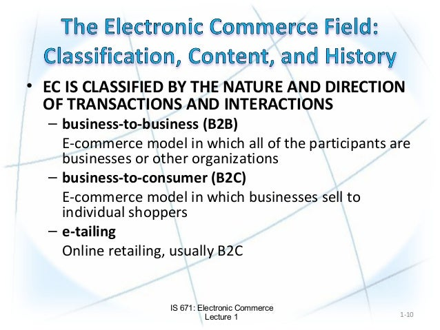 intraorganizational electronic commerce Unit-5: intra organizational e-commerce, macro forces and internal commerce, work flow automation and coordination, customization and internal commerce, supply chain management(scm) unit-6: making a business case for a document library, digital document types, corporate data.