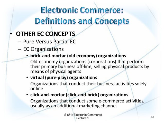 an overview of e commerce and the facnet Electronic commerce and the role of the wtopdf kpreteau | (0人评价) | 0.