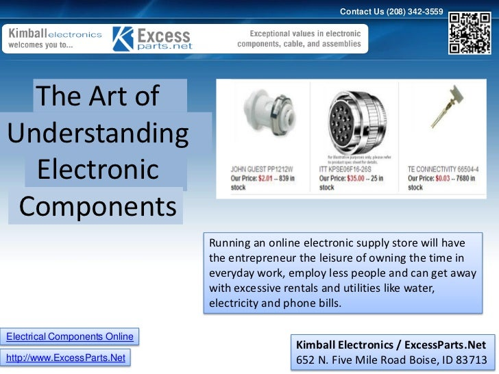 Awesome Understanding Electronic Components Component - Electrical ...