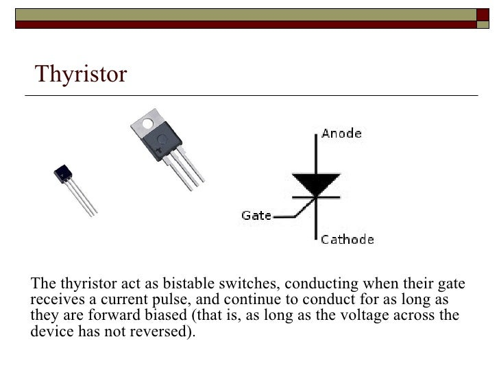 Electronic Component And Their Functions Wiring Diagrams