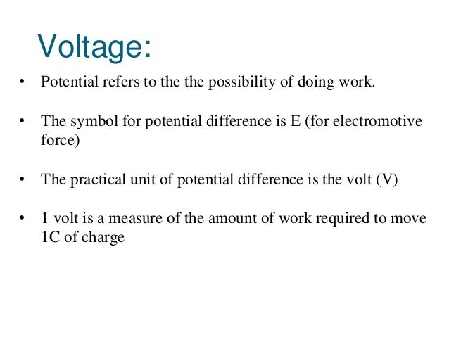 Electronic components Slide 2