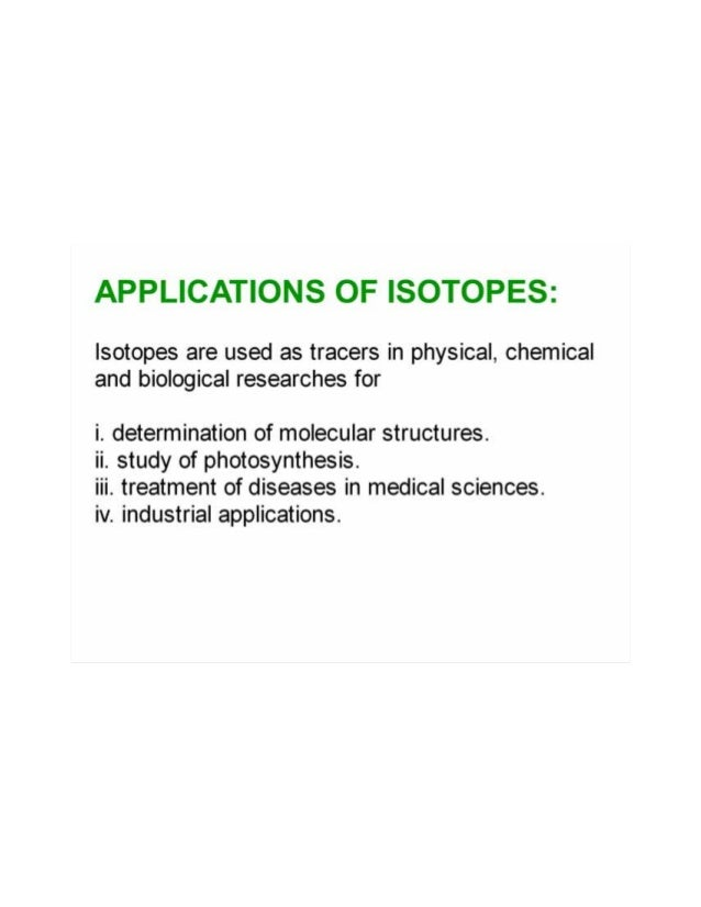 medical applications of radioactive isotopes youtube