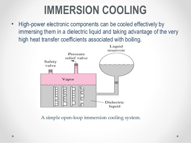 Electronic Cooling