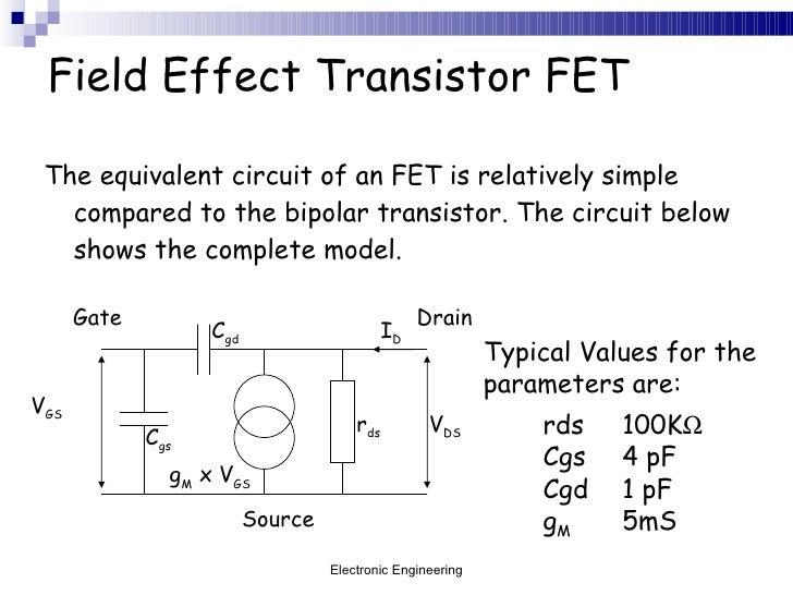 Field-effect transistor - Wikipedia