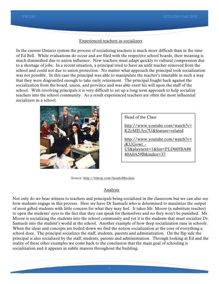 Electronic essay