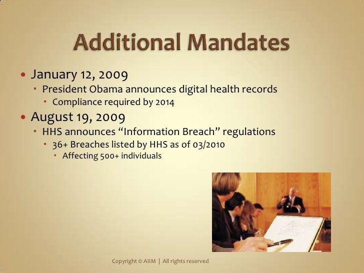 The Importance of Records<br />Growing awareness of importance of records management<br />Increasing government requiremen...