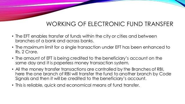 Electronic fund transfer 4 working of electronic fund transfer platinumwayz