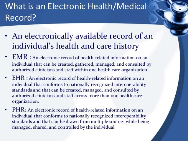Electronic Health Record System For Sri Lankan General