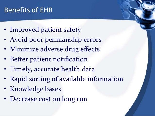 EHR knowledge hub