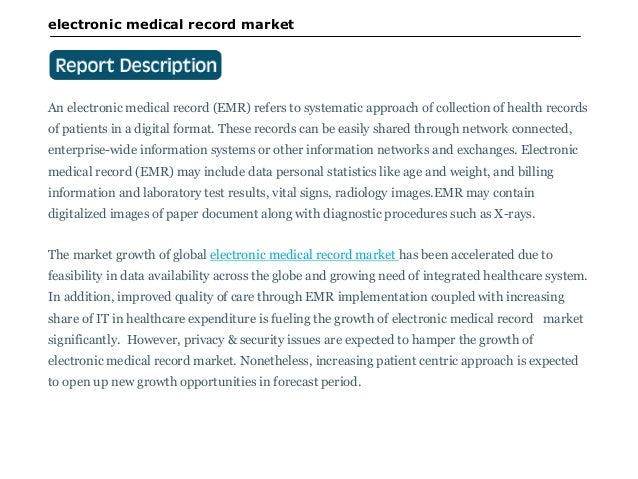 managing and preserving electronic health records essay Onc announces the standards and certification final rule and the final rule for the  meaningful use of electronic health records.
