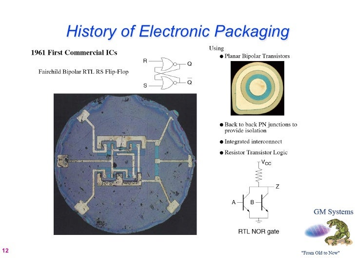 Electronic Packaging Trend Short 10 3 2011