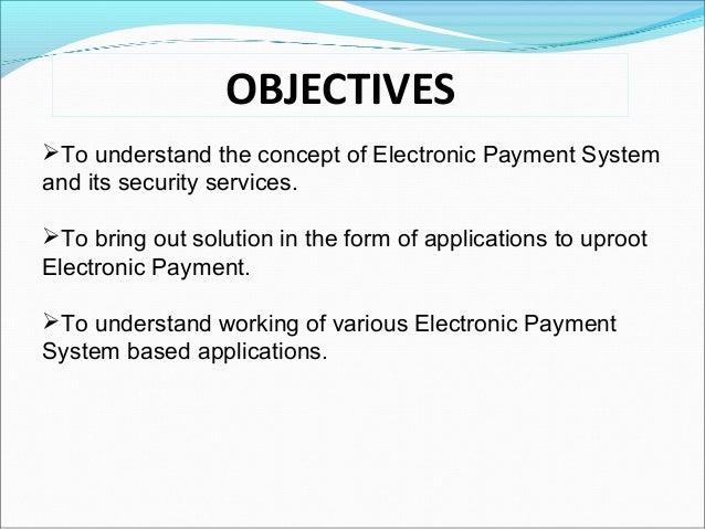 E- CASH                     E- WALLETS                  EFT              (Electronic                 Fund               Tr...