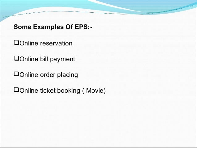 E-CashA system that allows a person to pay for goods or services bytransmitting a number from one computer to another.Li...