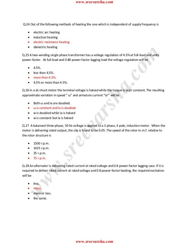 APGENCO PREVIOUS PAPERS FOR ECE PDF