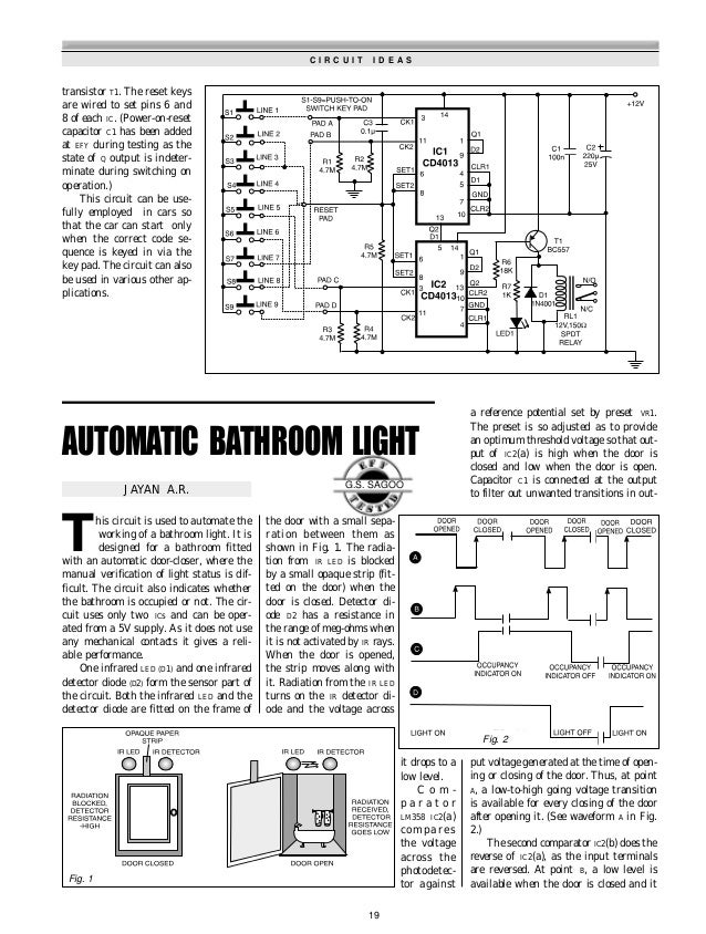 Outstanding Electronics For You Circuit Ideas Photo - Electrical and ...
