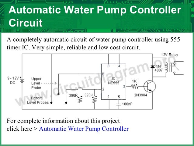 Electronics Projects Circuit Diagram - Example Electrical Wiring ...