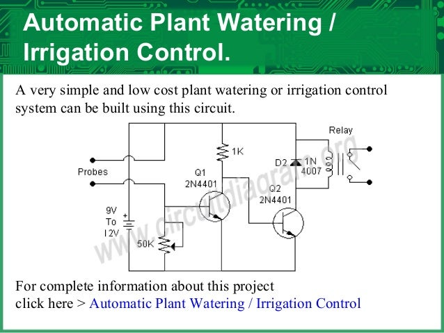 Electronic Circuit Diagrams Projects - Wiring Diagram •