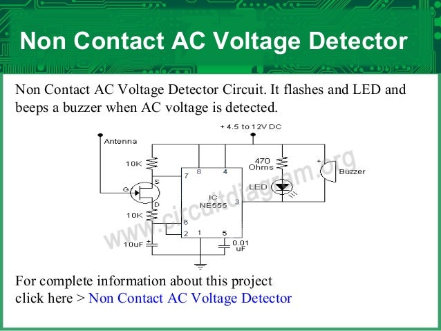electronics projects circuit diagrams free rh slideshare net mini electronics projects with circuit diagram Simple Electronic Projects Circuit Diagram