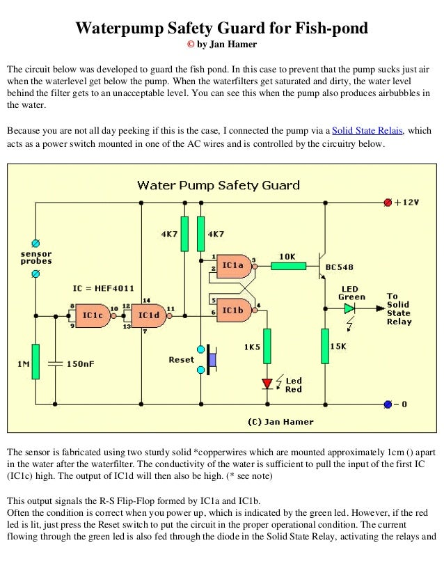 electronics schematic circuits for the hobbyist 60 638?cb=1392814157 electronics schematic circuits for the hobbyist pond wiring diagram at nearapp.co