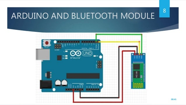 MOBILE CONTROLLED ROBOTIC ARM USING ARDUINO AND HC-06