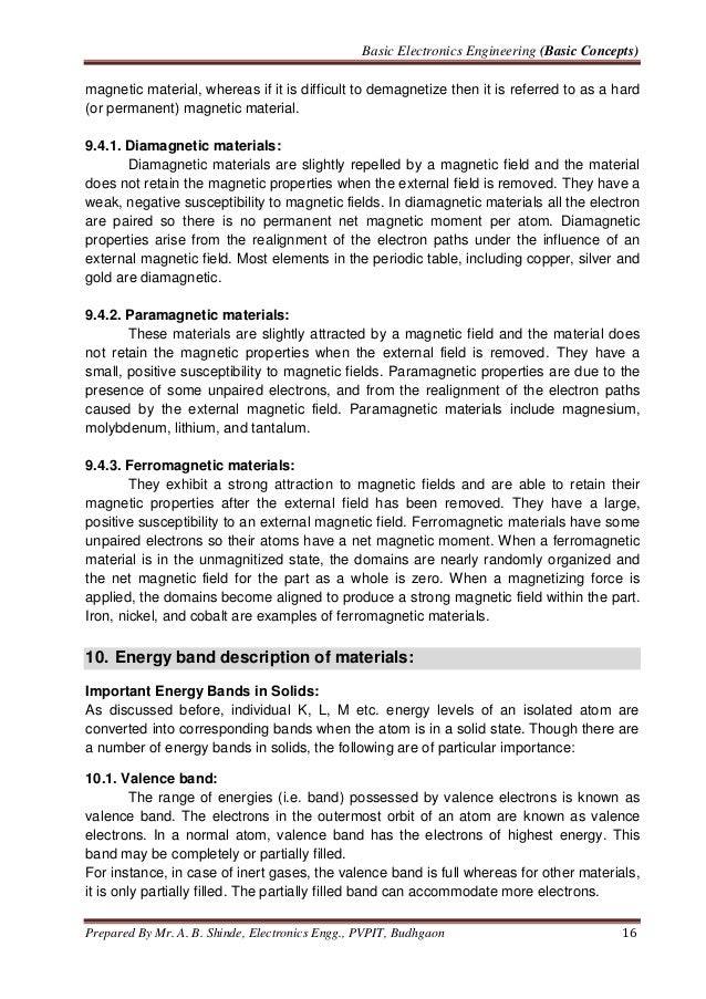 Electronics basic concepts basic electronics engineering sciox Gallery